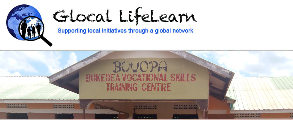 Glocal Lifelearn - Educational initiatives in developing countries and Europe